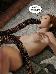 Sleeping With Tentacles^xl 3d 3d Porn XXX Sex Pics Picture Pictures Gallery Galleries 3d Cartoon